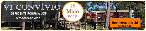 Convivio Deficiente-Forum e UDF 2018